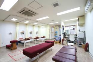 さかた鍼灸整骨院内装施工前 (2)