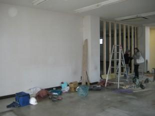 さくら整骨院内装施工前 (2)