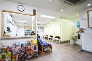 さかた鍼灸整骨院内装施工前