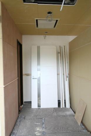 カノ整骨院内装 施工中 (2)
