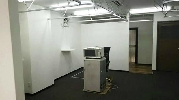堺市なお鍼灸整骨院さま内装2015.8.17