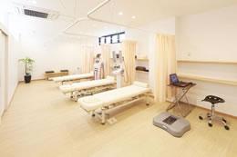 写真:施工後の治療院